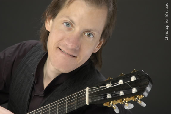 David Rogers, guitarist and composer